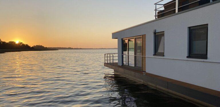 Hausboot an der Ostsee mieten